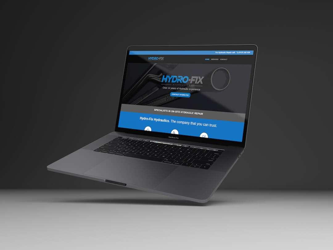 Hydro Fix Website Design