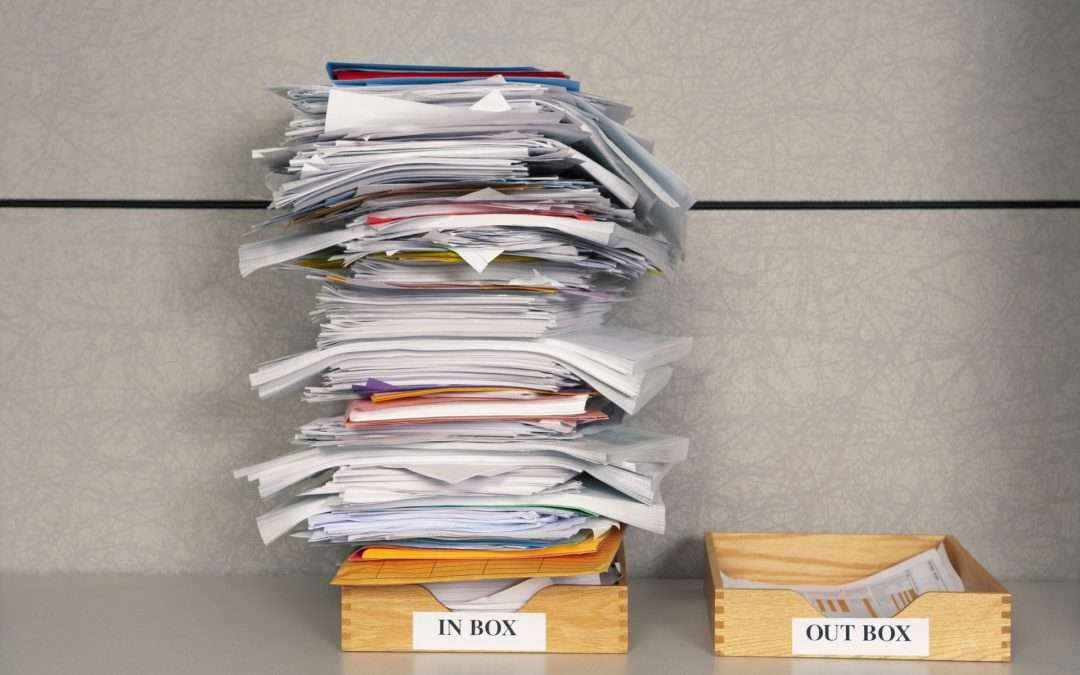 Cut that email pile