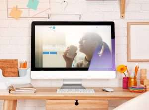 Smart New U website design