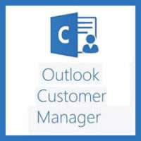 Outlook Customer manager- The CRM within Outlook