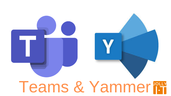 Teams and Yammer- Communication is Key