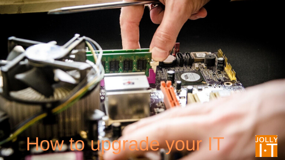 Simple ways to upgrade your IT