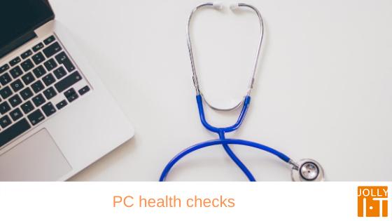 PC health checks