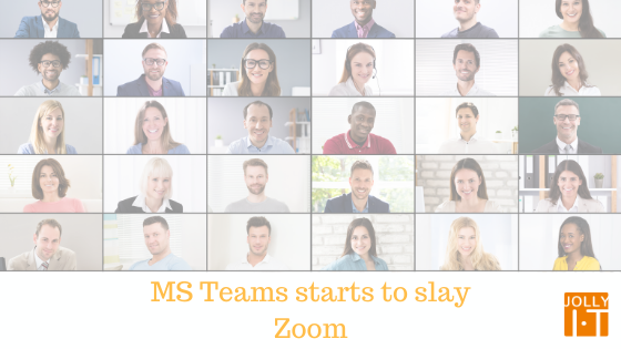 MS Teams make a big push towards destroying Zoom
