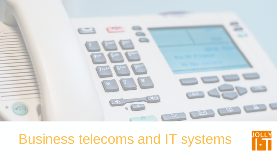 Business telecoms and IT systems