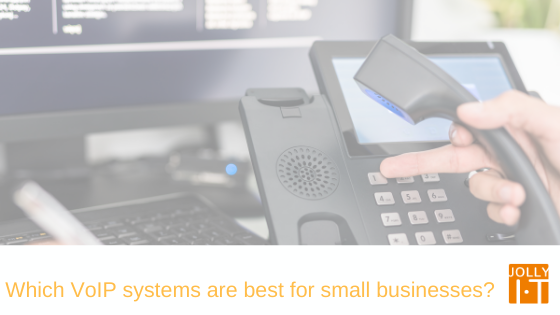 VoIP stsytems for small businesses
